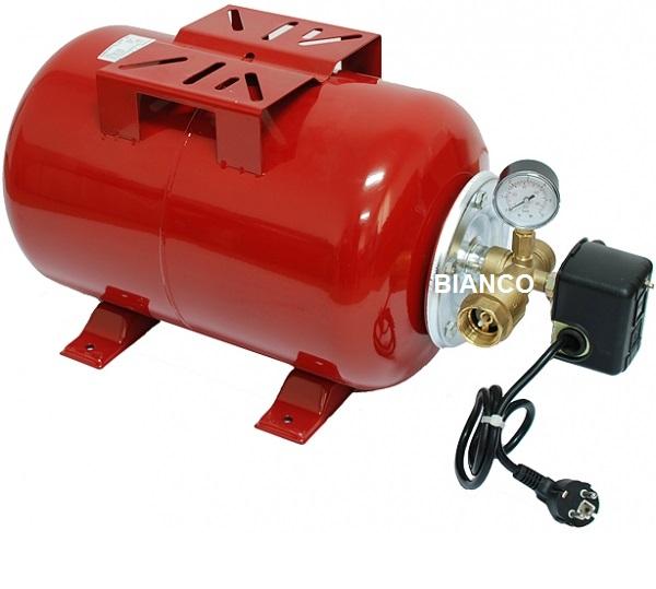Pachet automatizare 80 litri pentru pompa sumersibila sau de suprafata