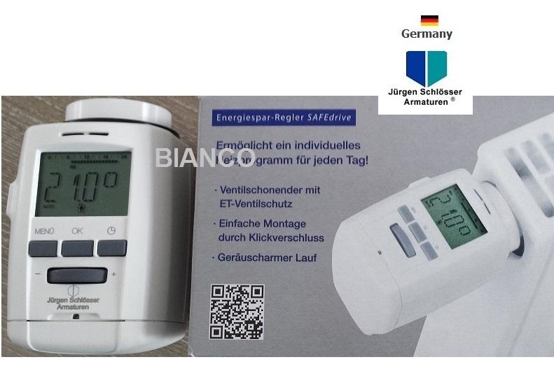 Robinet cu cap termostatic digital Jurgen Schlosser