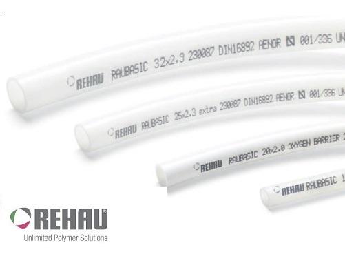 Teava Rehau PEX-A RauBASIC Eval 16x2 colac 240 m