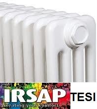 Elementi tubulari IRSAP TESI 4 H 1200