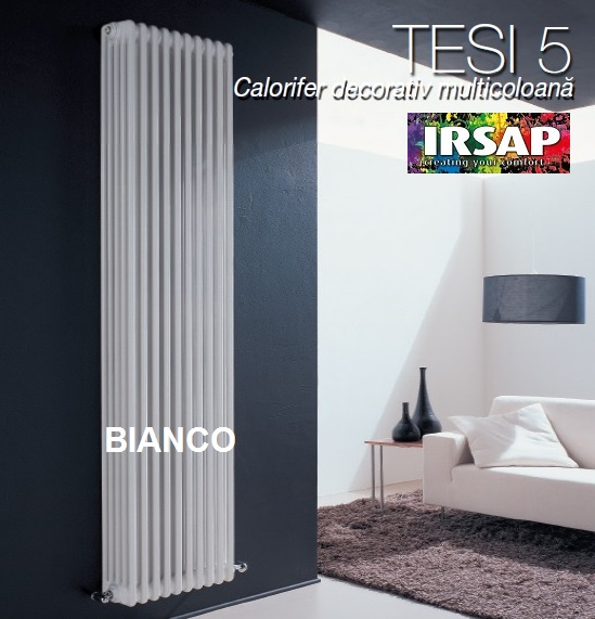 Elementi tubulari IRSAP TESI 5 H 1500