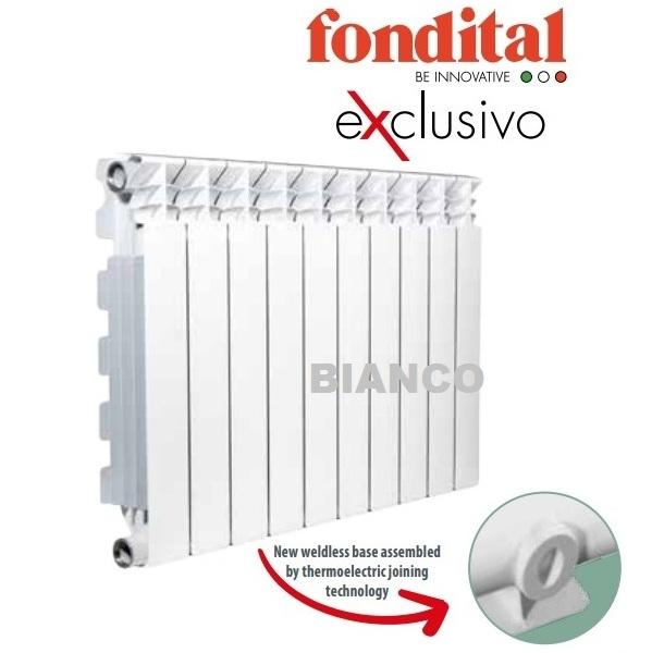Elementi din aluminiu Fondital EXCLUSIVO 800