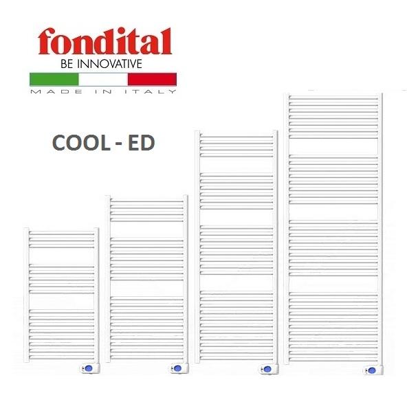 Fondital eCOOL electric - calorifer de baie 500 W