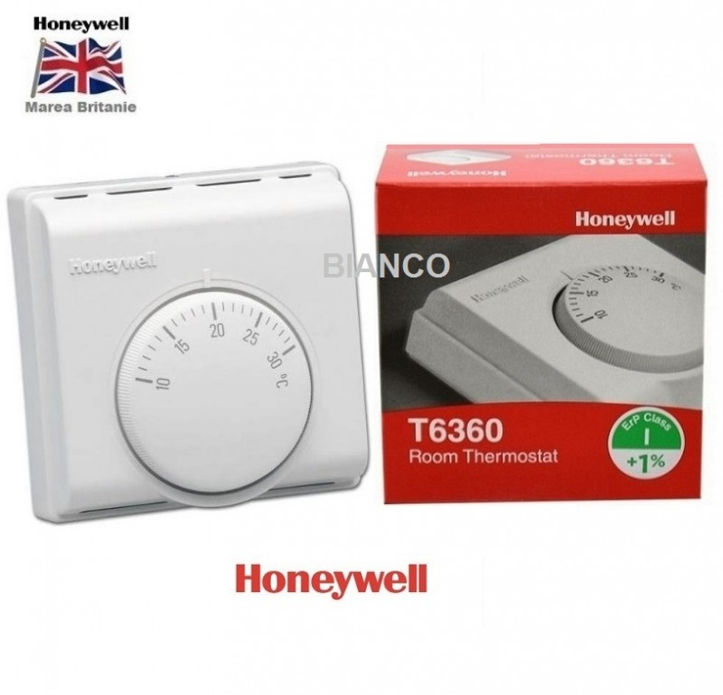 Termostat de ambient manual Honeywell T6360