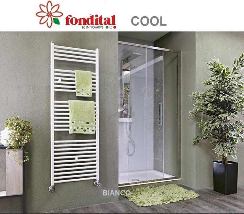 Calorifer din aluminiu pentru baie Fondital COOL 500x1740