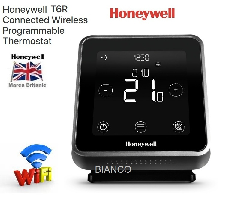 Termostat WiFi Honeywell T6R SMART