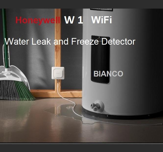Detector de inundatii si inghet Honeywell W1