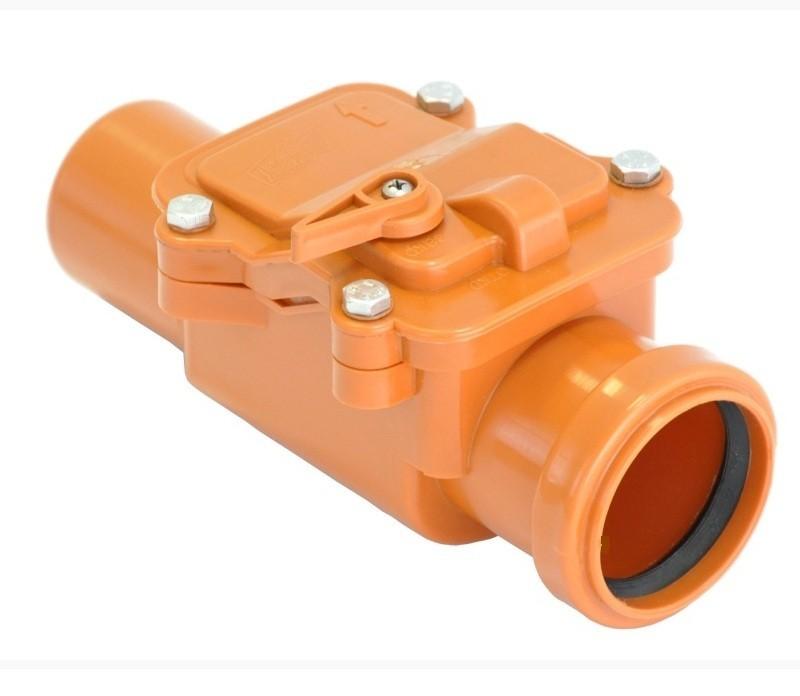 Clapeta antiretur cu inchizator 50 mm