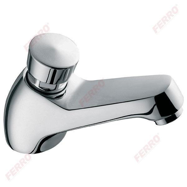PRESS robinet lavoar cu temporizare pentru apa rece