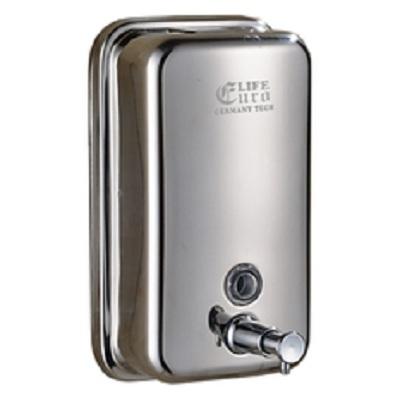 Grace HOTEL dozator metalic pentru sapun - capacitate 900 ml
