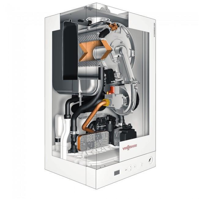 Centrala termica Viessmann Vitodens 050-W Combi 24 kW