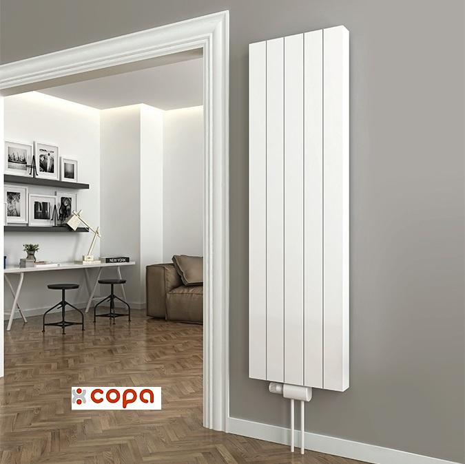 Calorifer vertical COPA Premium FLAT 20x2000x600
