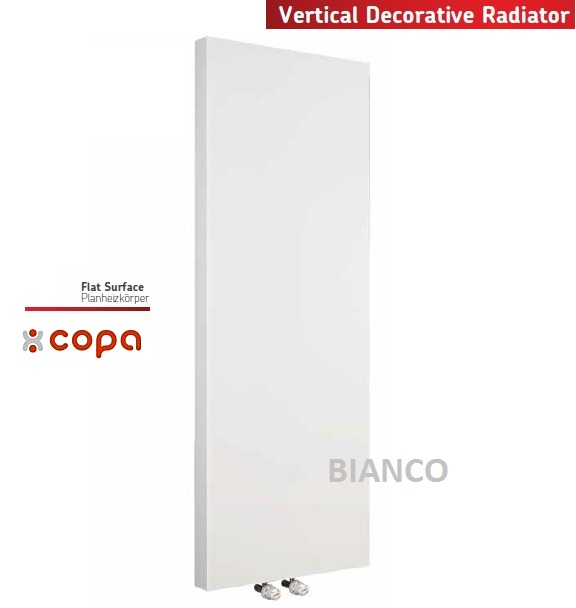 Calorifer vertical COPA PLAN 20x1800x500