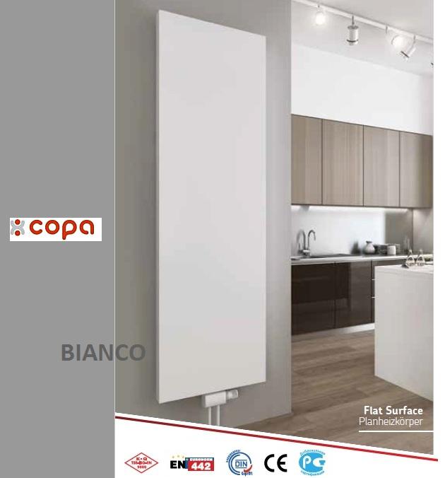 Calorifer vertical COPA PLAN 20x2000x600