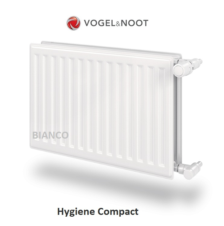 Calorifer Hygienic Vogel&Noot 20x600x1400