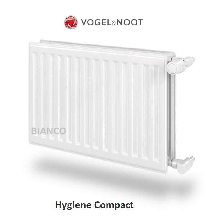 Calorifer Hygienic Vogel&Noot 20x600x1800