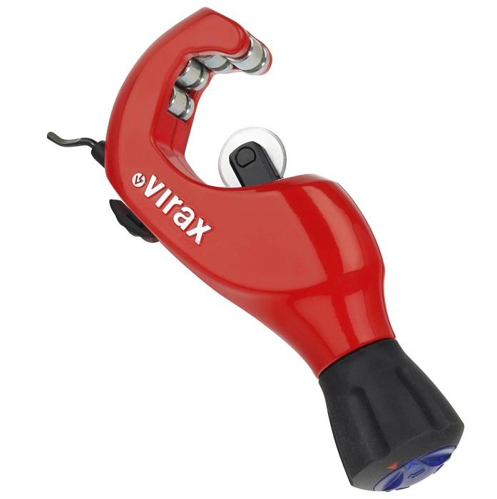 Taietor cu role pentru taiat tevi din plastic ZR 42 Virax, 6-40 mm