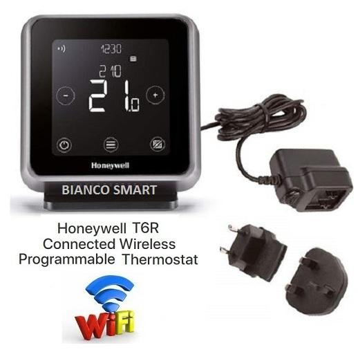 Termostat WiFi Honeywell T6R SMART