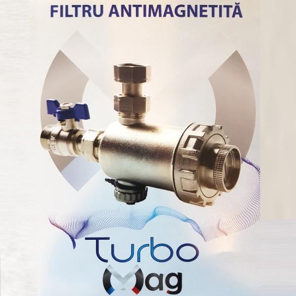 Filtru anti-magnetita TURBO Mag OT 3/4