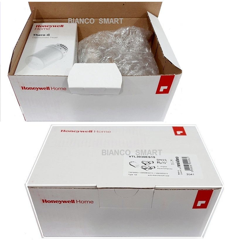 Set robinet termostatic Honeywell VENUS