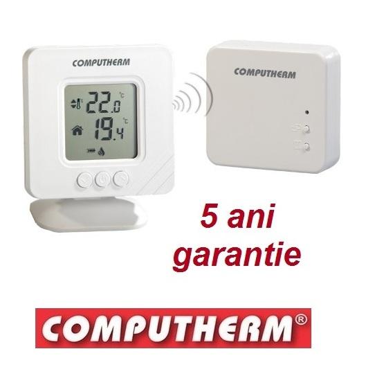 Temostat de ambient wireless neprogrambail Computherm T32RF