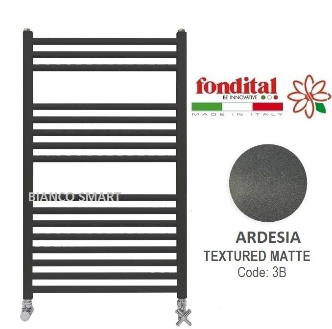 Calorifer din aluminiu pentru baie Fondital COOL 500x1490 ARDESIA
