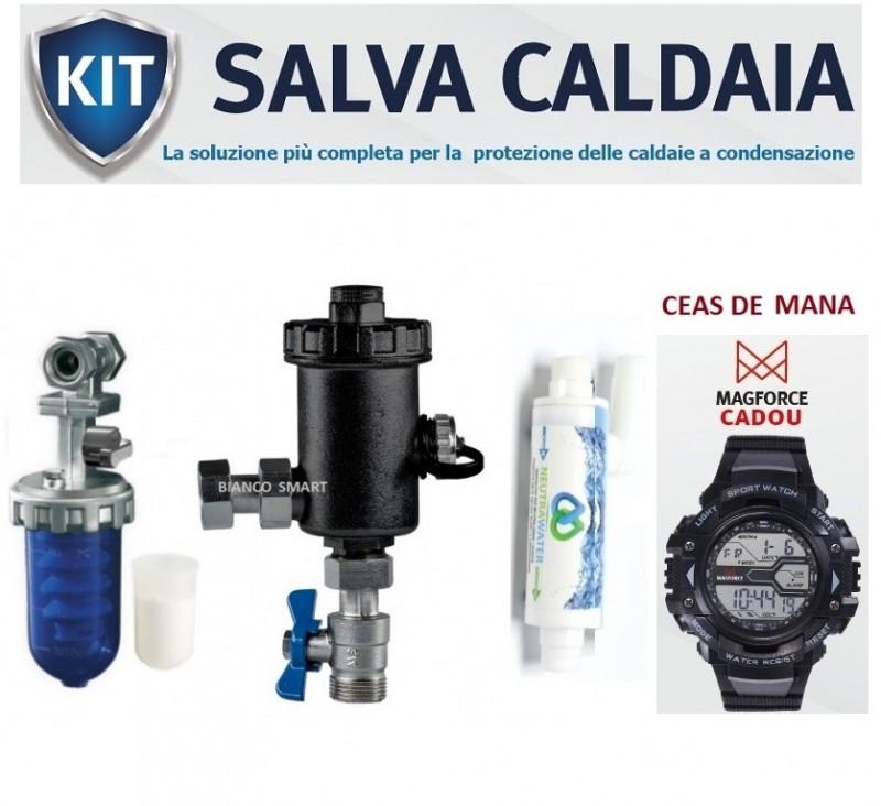 Kit pentru protectia centrale termice