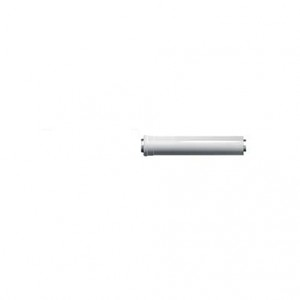 Prelungitor coaxial din aluminiu pentru centrale termice - 60/100x500 mm