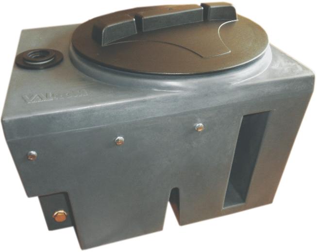 Separator de grasimi  AquaClean 48 litri
