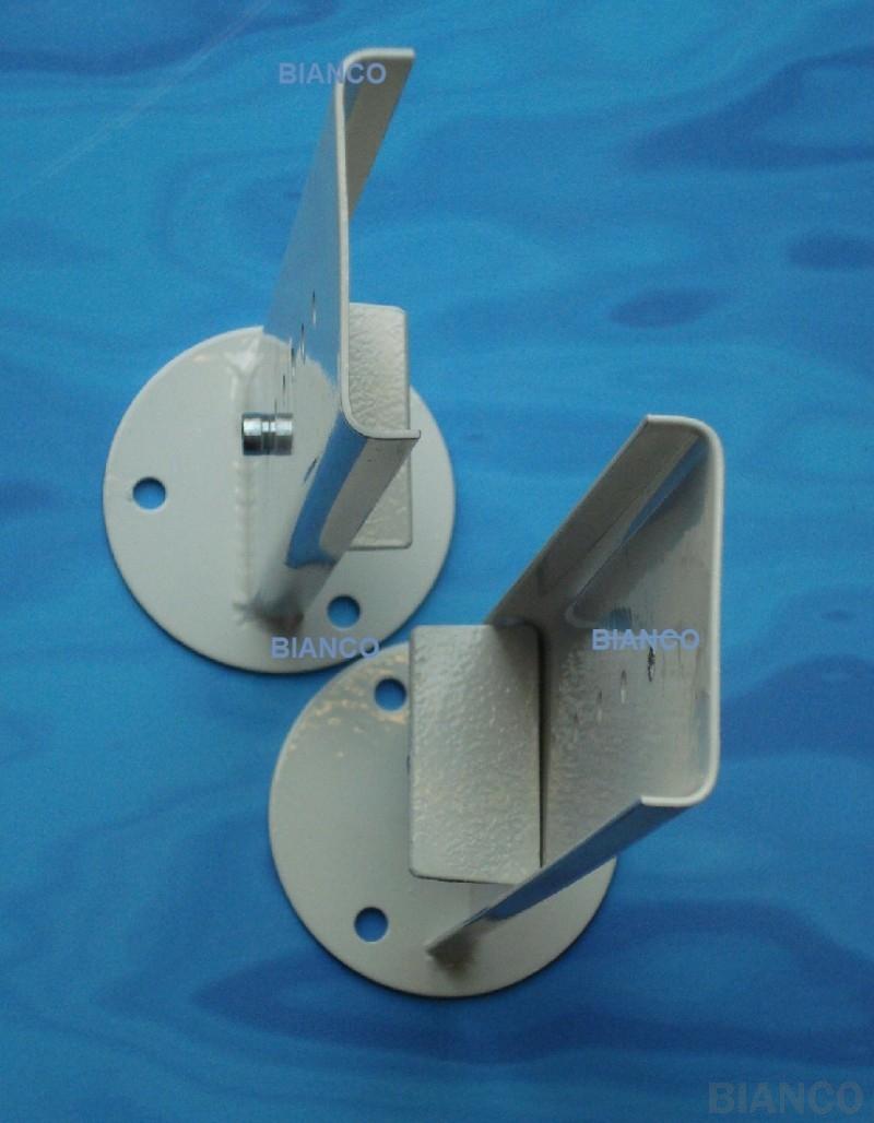 Set suporti de pardoseala pentru calorifere din otel