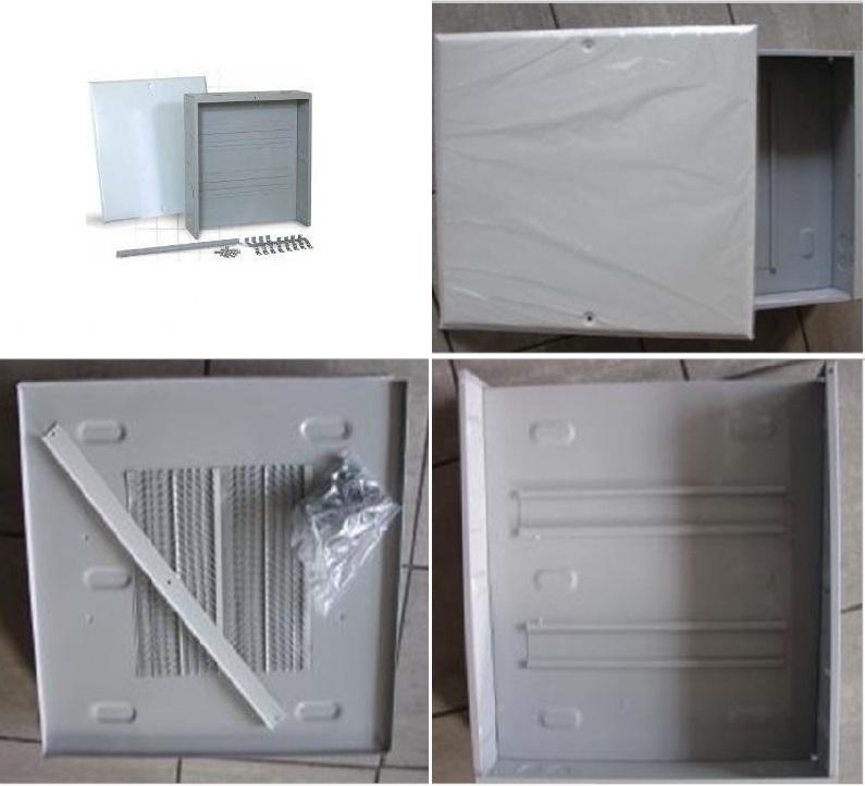 Caseta metalica pentru distribuitoare 45x11x45
