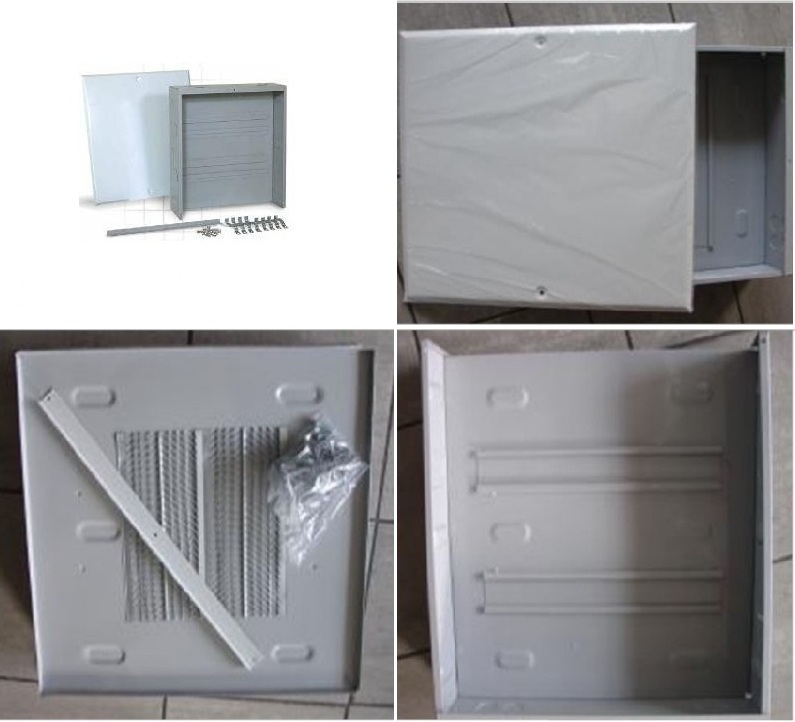Caseta metalica pentru distribuitoare 45x11x50