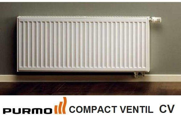 Calorifer Purmo Compact Ventil 22-300-600