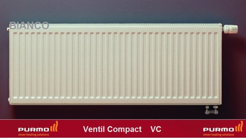 Calorifer Purmo Compact Ventil 22-300-1200