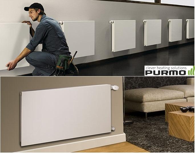 Calorifer Purmo Plan Compact FC 22-600-600