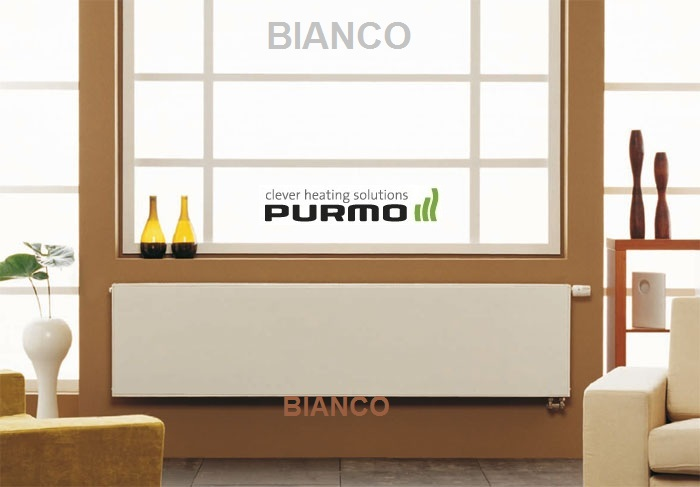 Calorifer PURMO Plan Ventil Compact 22x600x1100