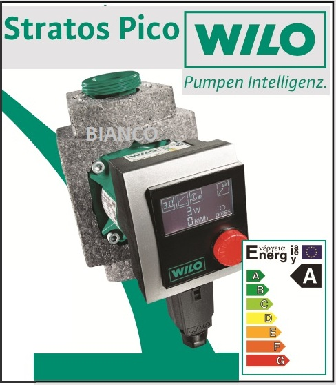 Pompa circulatie WILO Stratos PICO 25/1-6 x 180
