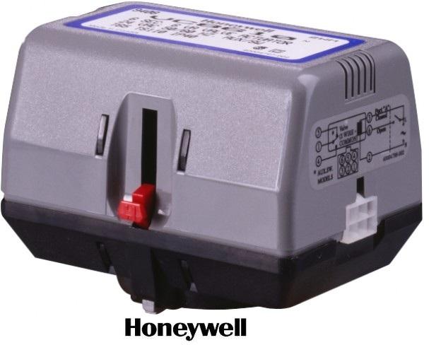 Servomotor Honeywell VC6012 pentru vana de zona