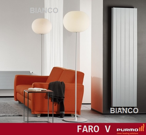 Calorifer vertical Purmo FARO V 22x1950x450