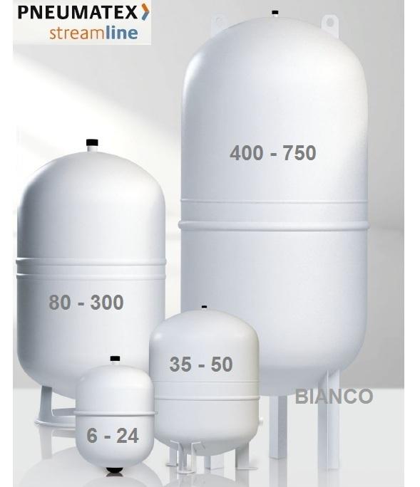 Vas de expansiune Pneumatex Streamline 24 litri