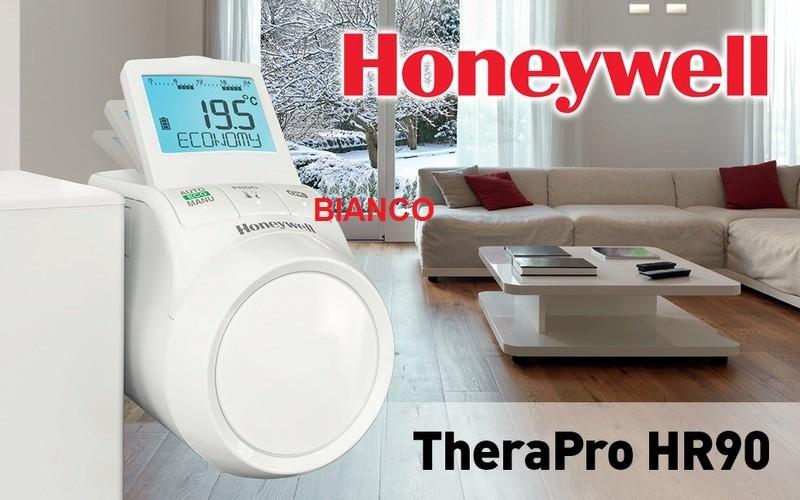 Cap termostatic electronic Honeywell TheraPRO HR90