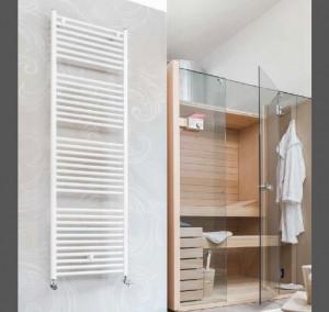 Imagine Fondital COOL - calorifer din aluminiu pentru baie 550x1160