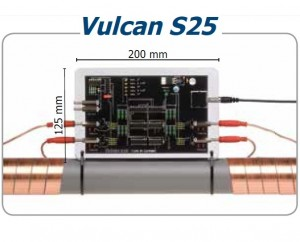 Imagine Dispozitiv electronic anticalcar si antirugina VULCAN S25 76-100 mm