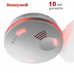 Imagine Detector de fum si caldura Honeywell XS100T