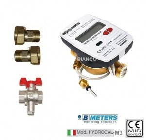 Imagine Contor de energie termica DN15 - 1/2 Hydrocal M3