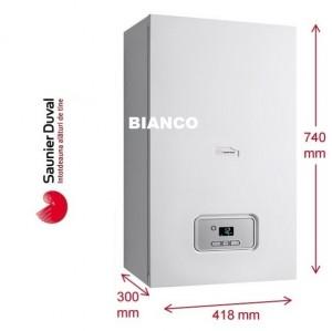 Imagine Centrala termica Saunier Duval  TheliaCondens 25 - 20 KW