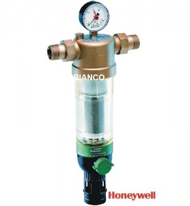 Imagine HONEYWELL F76S-11/4 filtru fin cu autocuratare