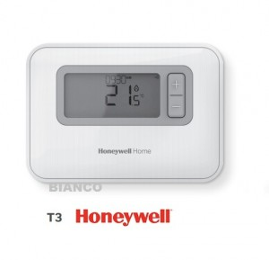 Imagine Termostat cu fir programabil Honeywell T3
