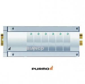 Imagine Panou de comanda Purmo TempCO MASTER cu 6 zone de temperatura, 12 circuite si oprire pompa