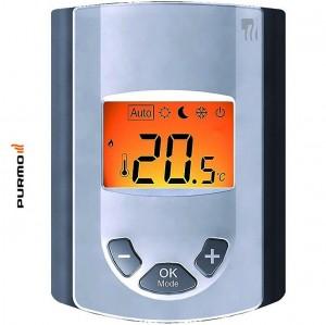 Imagine Termostat Purmo TempCO digital pentru controlul incalzirii in pardoseala